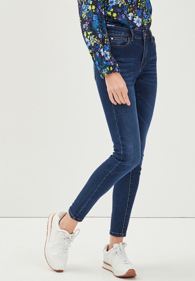 PUSH UP - Jeans Skinny - denim stone