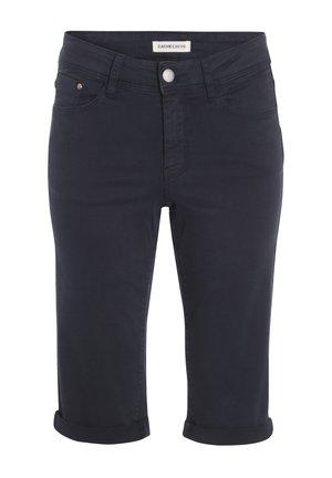 Shorts di jeans - bleu marine