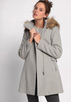 Abrigo corto - gris clair
