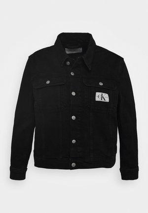 90S TRUCKER - Giacca di jeans - black denim