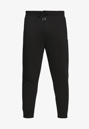 PLUS CK ESSENTIAL - Tracksuit bottoms - ck black