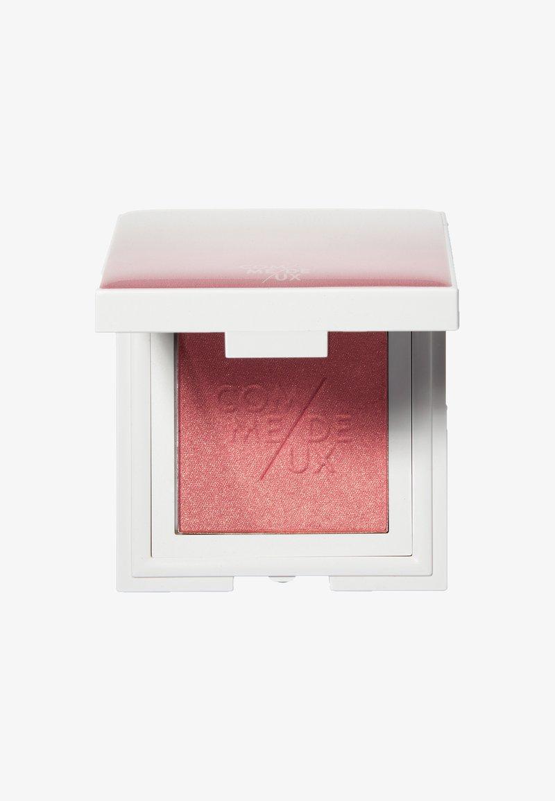 COMME DEUX - BLUSHUP - Rouge - rose