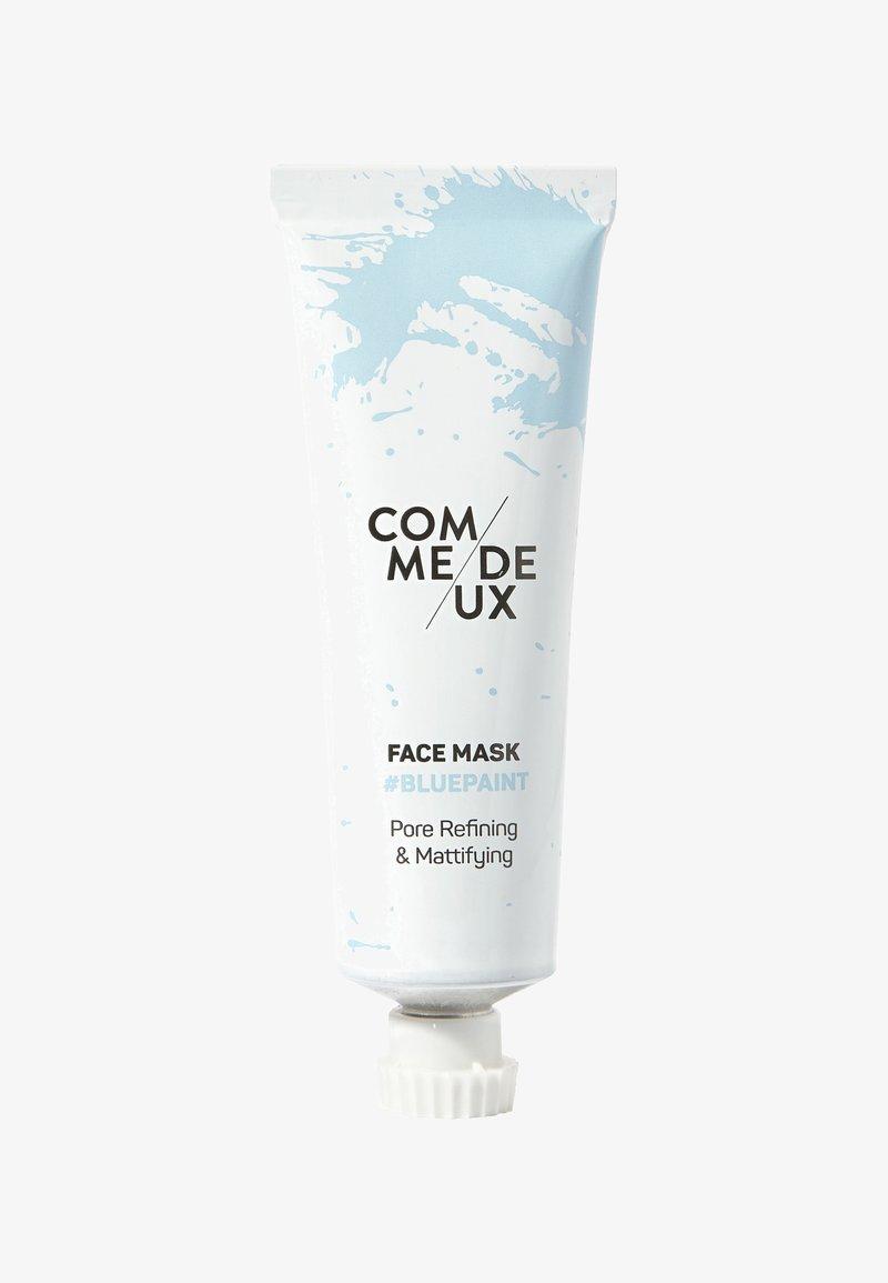 COMME DEUX - FACE MASK - Masker - bluepaint