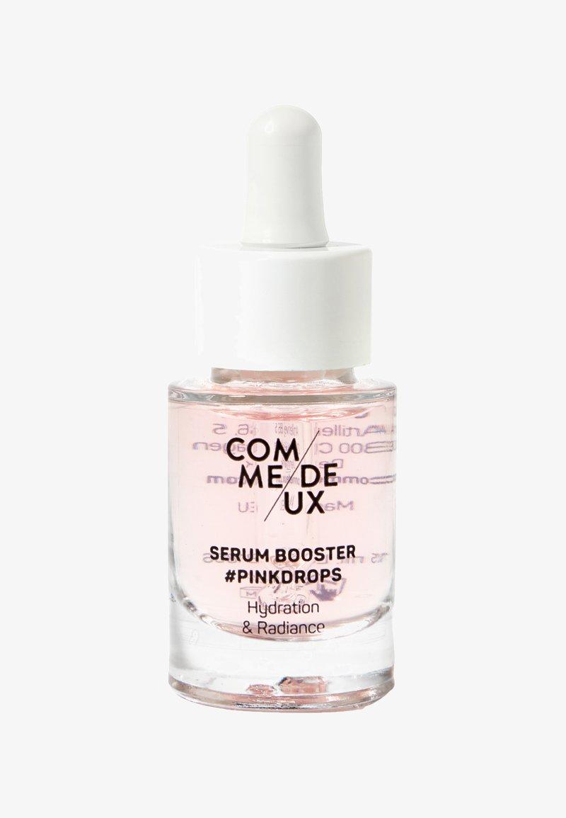 COMME DEUX - SERUM BOOSTER - Sérum - pinkdrops