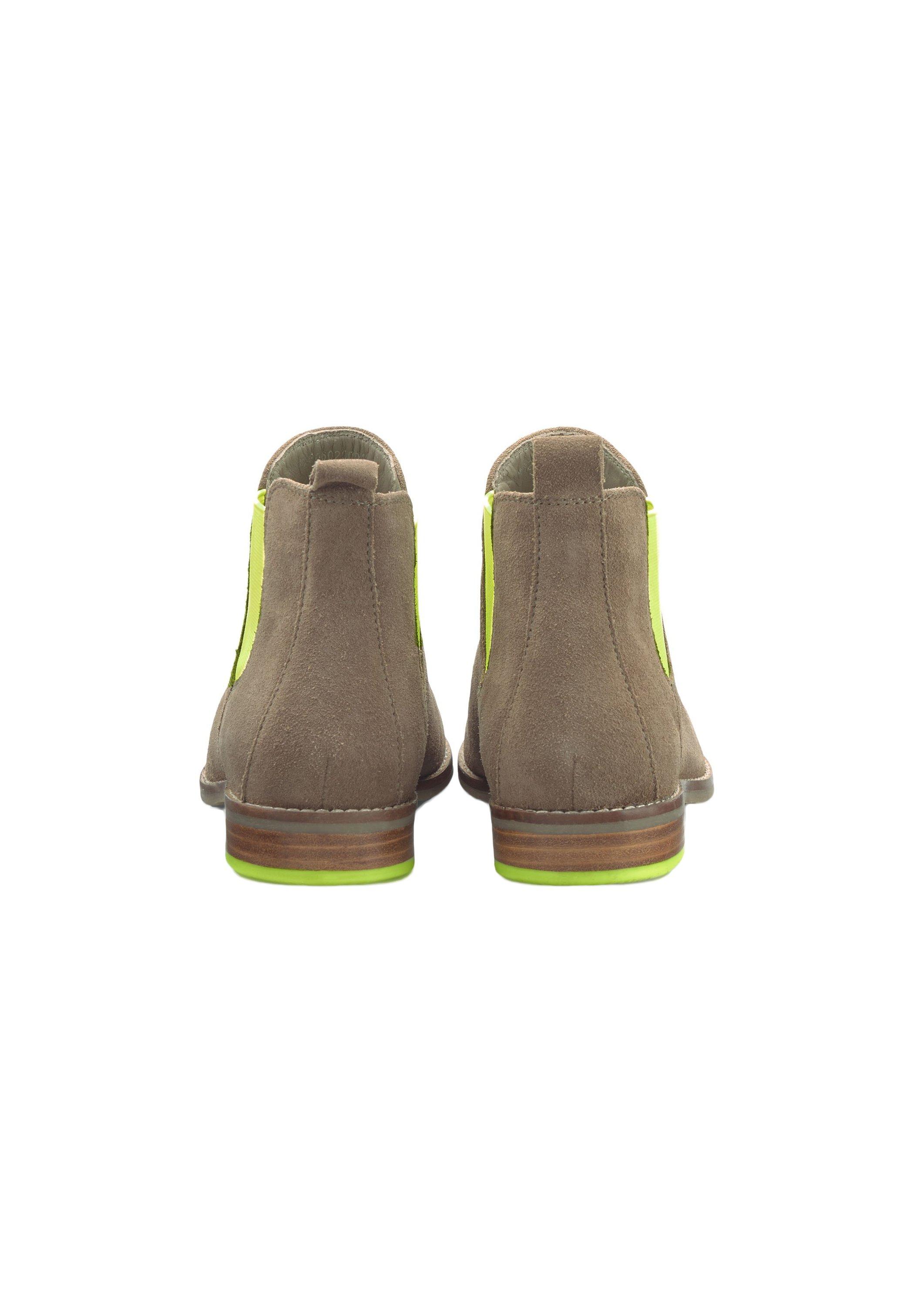 COX Stiefelette - taupe | Damen Schuhe 2020