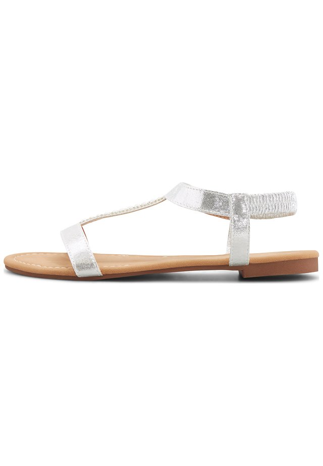 SOMMER - Sandals - silber
