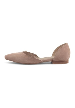 TREND - Ballet pumps - beige