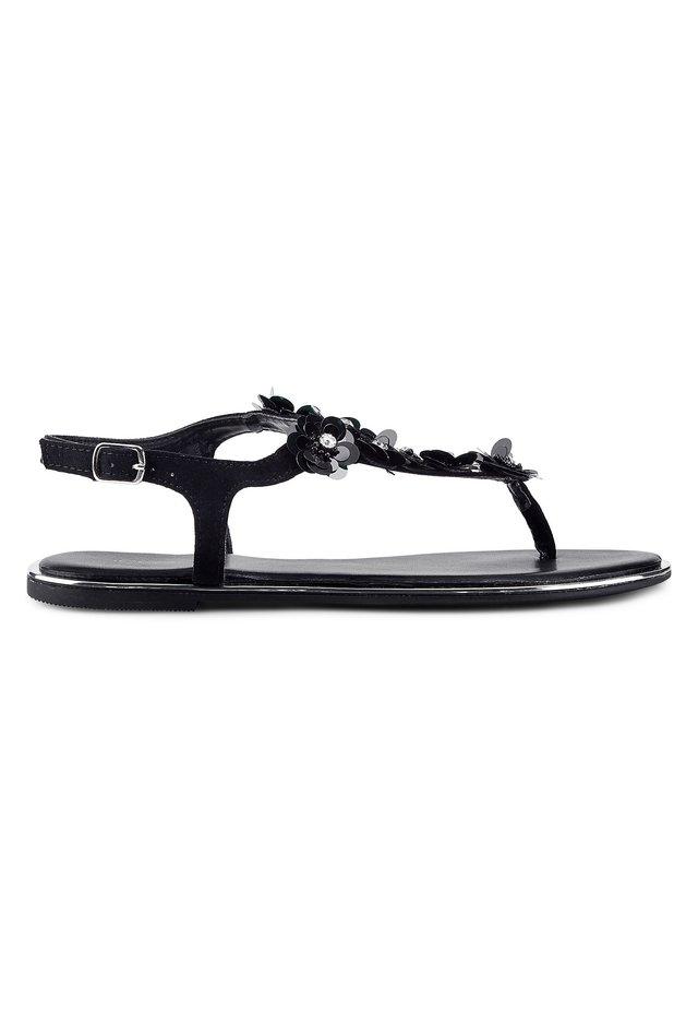 TREND-DIANETTE - T-bar sandals - schwarz