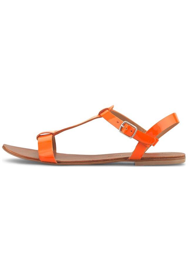 TREND - Sandals - orange