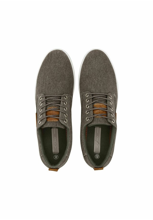 COX SOMMER - Casual lace-ups - grau-hell