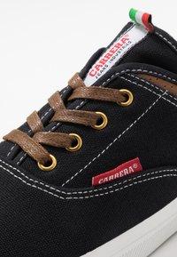 Carrera Footwear - NOBLE - Sneakers - black - 5