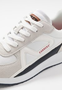 Carrera Footwear - CHATTER - Trainers - white - 5