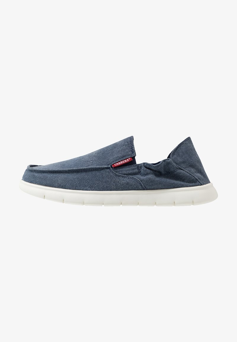 Carrera Footwear - BAINDOUCE - Slip-ons - navy