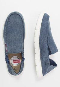 Carrera Footwear - BAINDOUCE - Slip-ons - navy - 1