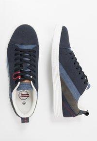 Carrera Footwear - UNDER - Trainers - navy - 1