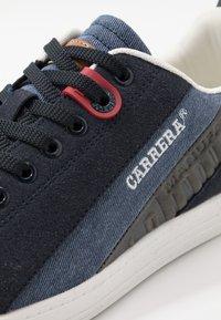 Carrera Footwear - UNDER - Trainers - navy - 5