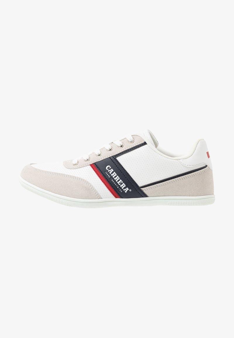 Carrera Footwear - AMBURGO - Trainers - white/navy