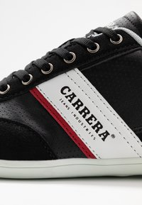 Carrera Footwear - AMBURGO - Trainers - black/white - 5