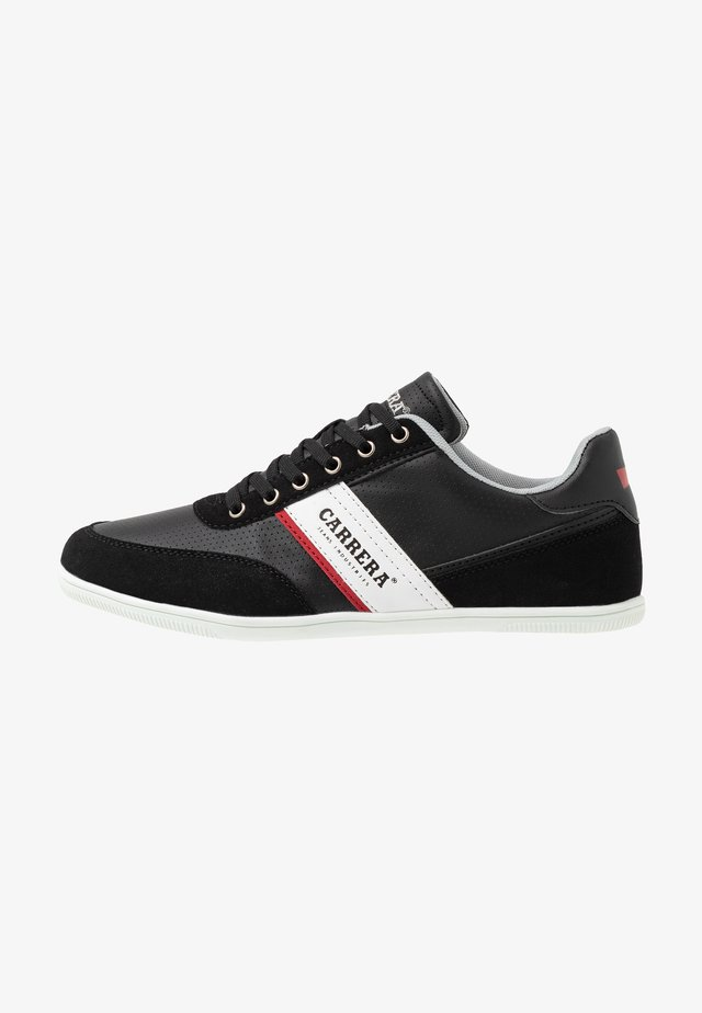 AMBURGO - Sneakers - black/white