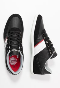 Carrera Footwear - AMBURGO - Trainers - black/white - 1