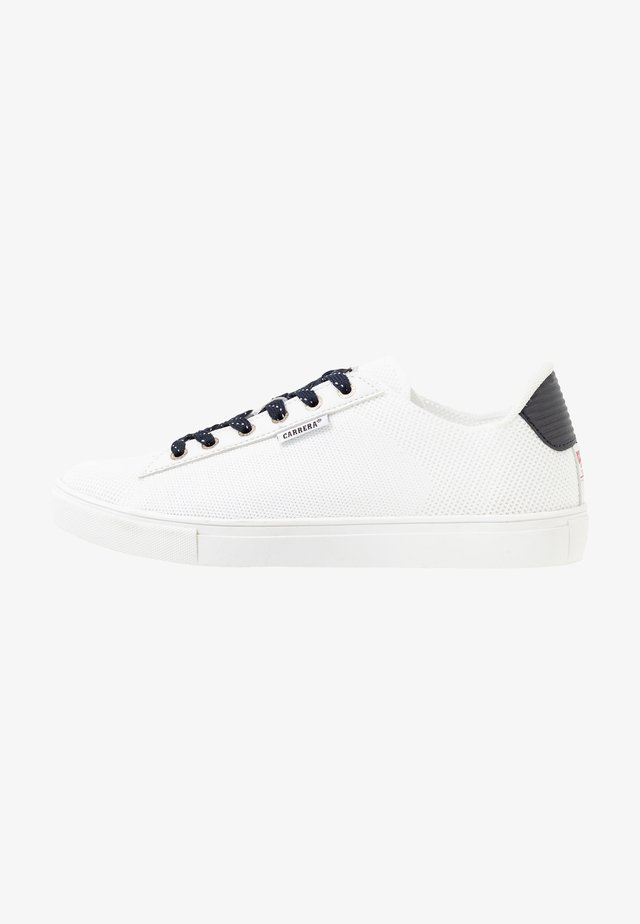 MAIORCA  - Trainers - white/navy