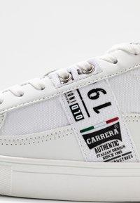 Carrera Footwear - FURLA - Trainers - white - 5