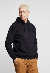 Common Kollectiv - UNISEX FLASH HOODIE - Sweatshirt - black - 0