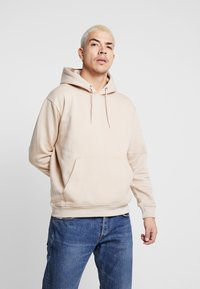 Common Kollectiv - UNISEX FLASH HOODIE - Sweat à capuche - stone - 0
