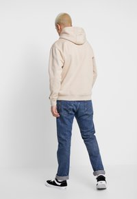 Common Kollectiv - UNISEX FLASH HOODIE - Sweat à capuche - stone - 2