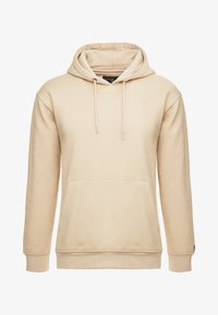 Common Kollectiv - UNISEX FLASH HOODIE - Sweat à capuche - stone - 5