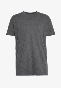 Common Kollectiv - BOX FIT FLASH TEE - T-shirt imprimé - charcoal - 4
