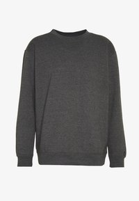 Common Kollectiv - UNISEX FLASH CREW NECK SWEATER - Mikina na zip - charcoal - 4