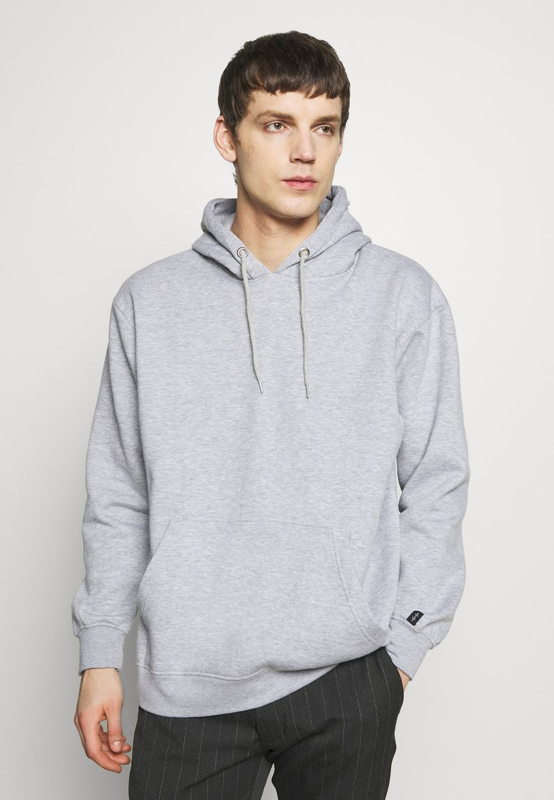 Common Kollectiv - FLASH HOODIE - Sweat à capuche - grey marl