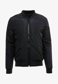 Common Kollectiv - UNISEX UTILITY SMASH JACKET - Blouson Bomber - black - 5