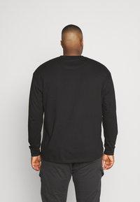 Common Kollectiv - FLASH BASIC TEE - Long sleeved top - black - 2