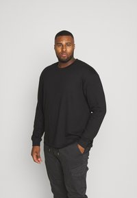 Common Kollectiv - FLASH BASIC TEE - Longsleeve - black - 0