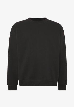 FLASH CREW NECK  - Sweater - black