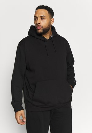 PLUS FLASH HOODIE - Hoodie - black