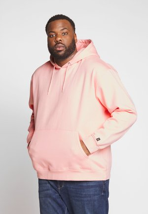 PLUS FLASH HOODIE - Mikina s kapucí - dusty pink