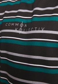 Common Kollectiv - GOLF CREW NECK - Mikina - black - 3