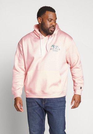 PLUS DREAM HOODIE - Hoodie - pink