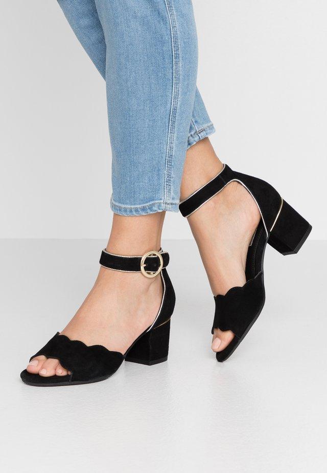 CABRI - Sandals - black