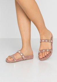 Copenhagen Shoes - EVIE - Muiltjes - rosa - 0