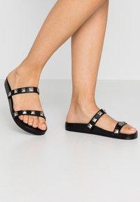 Copenhagen Shoes - EVIE - Muiltjes - black - 0