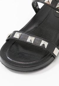 Copenhagen Shoes - EVIE - Muiltjes - black - 2