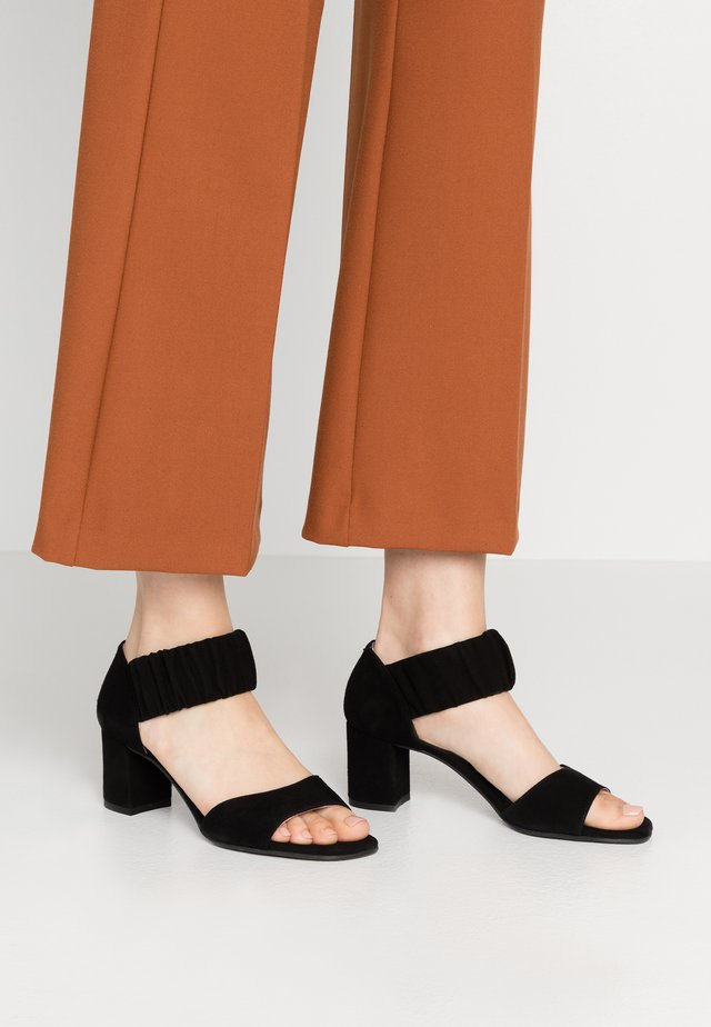 ME AND ME  - Sandals - black
