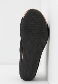 Copenhagen Shoes - FRANCES  - Muiltjes met hak - black - 6