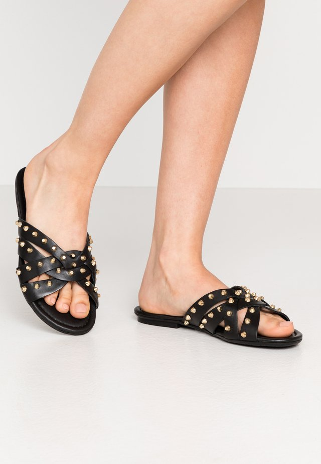 MISTY - Mules - black