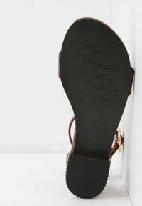 Copenhagen Shoes - DAYSI - Sandals - cognac - 6