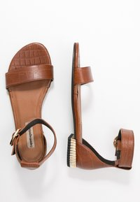 Copenhagen Shoes - DAYSI - Sandals - cognac - 3